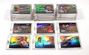 Lot of (27) Different 2003 ETopps Racing Uncirculated