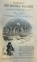 1876 Illustrated Poem Magnus and Mora A Shetland Fairy Tale