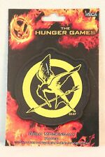 The Hunger Games Gold Mockingjay Patch NEW