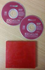 Microsoft Encarta Encyclopedia 98 (2 Disc Set)