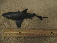 fisher price adventure series shark ocean sea 334 teeth bite grey white fun toy