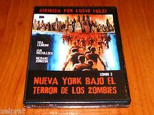 ZOMBI 2 / NUEVA YORK BAJO EL TERROR DE LOS ZOMBIES - English Español Precintada