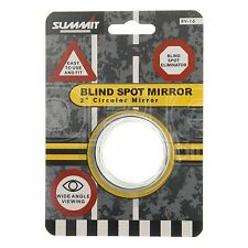 Summit Convex Blind Spot Mirror - Driving / Parking for Cars & Bikes - Small