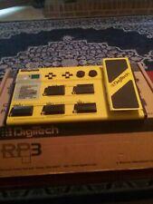 Digitech RP3 guitar effects processor