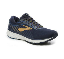Brooks Ghost 12 Men's running shoes size 10.5M NEW - Color Navy/Gold