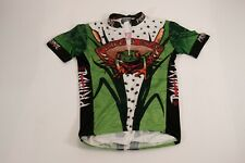 Primal Wear frog cycling jersey mens size medium usa made