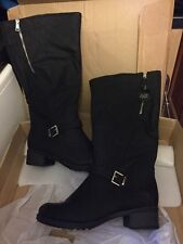 Evans Knee High Boots Shoes for Women