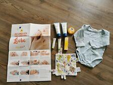 Baby Pflege Set Weleda HIPP Bübchen Massage Calendula