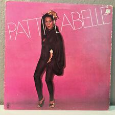 "PATTI LABELLE - Self Titled - 12"" Vinyl Record LP - EX"