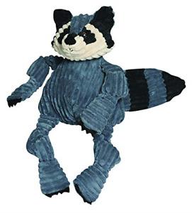 Huggle Hounds Raccoon Knottie with Tuffut Technology, Large