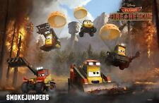 Planes Fire and Rescue Smoke Jumpers (2014) Movie Poster (24x36) - Dane Cook NEW