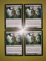 Druid of the Anima x4 - Shards of Alara - Magic the Gathering MTG 4x Playset