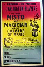 Original Zarlington/Misto Window Card