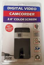 Jazz DV153 Digital Video Camcorder Camera 640x480 pixels, 2