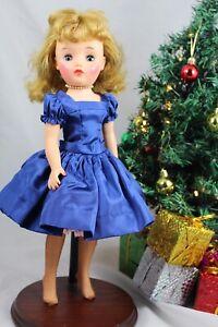 """Taffeta Dress For 15"""" Ideal Miss Revlon"""