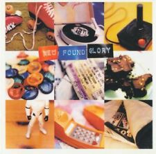 NEW FOUND GLORY new found glory (CD, album, 2000) pop rock, punk, hardcore rock