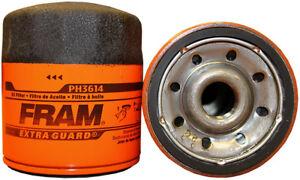 Engine Oil Filter Defense PH3614