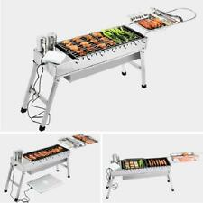 USB Electric Charcoal Grill/Automatic flip Barbecue Stove