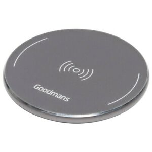 Goldmans Wireless Charger Charging Pad Dock for Qi-Enabled Phones Android/iOS