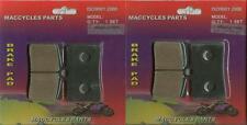 Moto-Guzzi Disc Brake Pads V10 1996-1998 Front (2 sets)