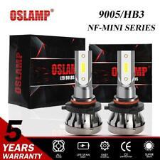 OSLAMP LED Headlight Kit 9005 HB3 H10 9140 9145 1500W 6000K 255000LM Fog Bulbs
