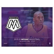 2019-20 Panini Mosaic Basketball Base #1-300 Veterans & Rookies Pick Your Card