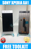 WHITE Sony Xperia XA1 G3121 Assembly LCD Digitizer Touch Screen Replacement