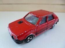 Fiat Ritmo - Abarth 2000 - # 239 - 1/53 - Red - Majorette - France