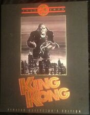 King Kong 1993 60th Anniversary Limited Collectors Edition VHS Film Cell Box Set