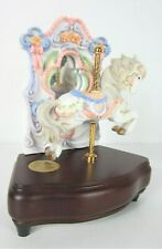 Westland Music Box Carousel Collection Limited Edition 0051 / 15000 Musical