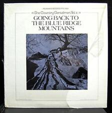 The Country Gentleman - Vol. 4 Back To Blue Ridge Mountains LP Mint- Stereo Folk