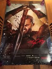 Original 300: RISE OF THE EMPIRE DS Movie Poster, 27x40 (2010)