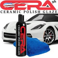 CERAMIC CAR COATING CAR COATING TRUE NANO 9H CAR WAX POLISH HIGH GLOSS SHINE KIT