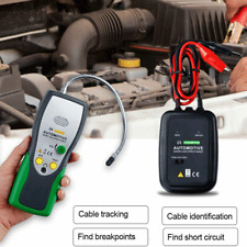 Automotive Open & Short Finder Reciever Electrical Circuit Checker Cable Tester
