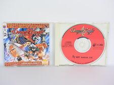 DRAGON KNIGHT 4 IV PC-FX NEC Japan Game pf