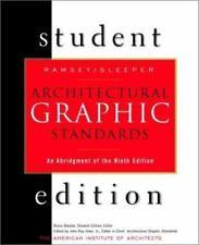 Architectural Graphic Standards  (ExLib)