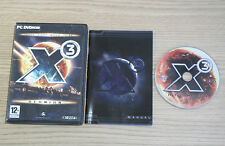X3: Reunion - PC-CD Rom Game - Complete