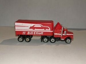 VINTAGE GALOOB MICRO MACHINES SUPERSTARS BILL ELLIOT 11 TRUCK