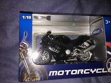 MZ 1000s  die-cast model motorbike