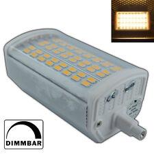 R7S LED 2. Wahl 118mm 15 Watt dimmbar warmweiß geschützt Strahler J118 Lampe