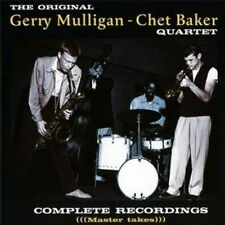 CHET BAKER (TRUMPET/VOCALS/COMPOSER)/GERRY MULLIGAN - COMPLETE RECORDINGS WITH C