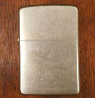 Vintage Zippo Vietnam Era 1968 Lighter Bradford PA USA
