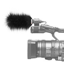 Gutmann Microfono Parabrezza Parabrezza per JVC GY-DV5000 GY-DV5000U