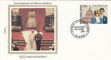 (03612) Cyprus Benham FDC Princess Diana Wedding 28 July 1981
