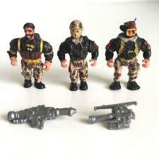 Military Muscle Men Soldiers O.S.F.T.M. Vintage 1993 - Special Forces Set 1