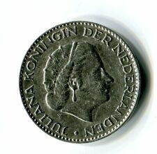 1 Gulden Niederlande 1956 Juliana Silber M_1248