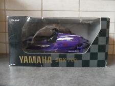 MOTO YAMAHA SRX 700 SCOOTER DES NEIGES 1/12 NEUF