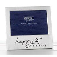 Happy 21st Birthday Gift Present Photo Frame Gift For Male Men Female Her UK New