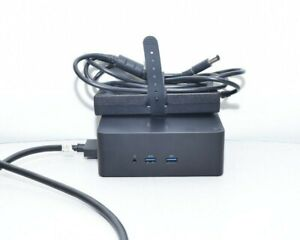 Dell K16A K16A001 USB-C Thunderbolt Docking Station *Untested*