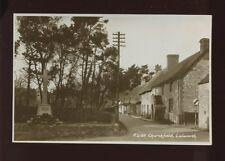 Dorset LULWORTH Churchfield Unposted c1930s? RP PPC